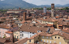 Lucca – 55 km