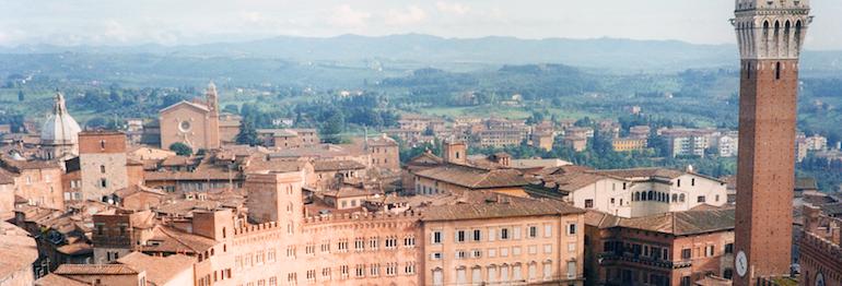 Siena – 70 km